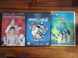 DVD infantiles juveniles originales
