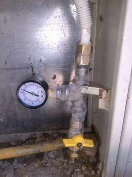 Reparaciones e instalaciones de gas