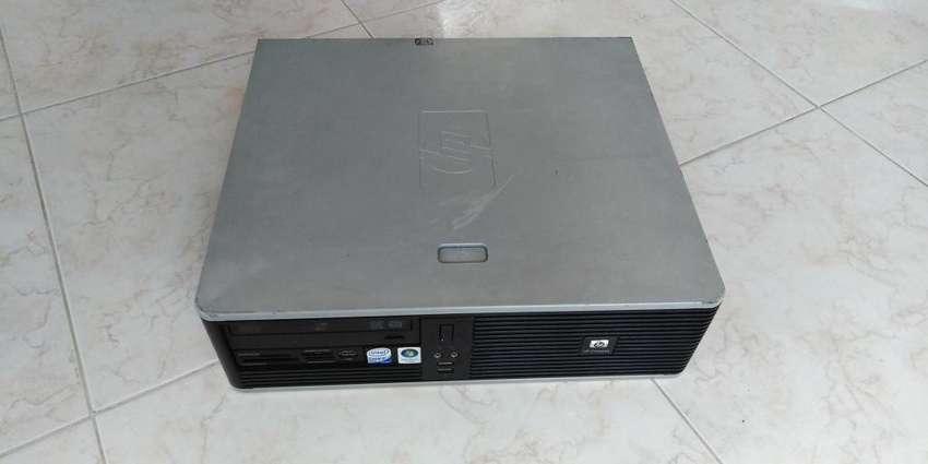 Cpu hp DC5700 small con wifi 0