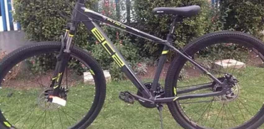 Bicicleta EC2 0