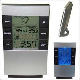 Higrometro de pared, termómetro humedad