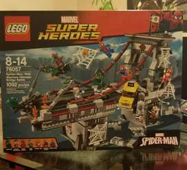 Lego 76057 Spider Man: Web Warriors Ulti