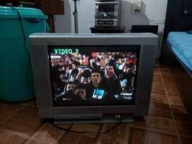 Tv sony trinitron 21 pulg. convencional