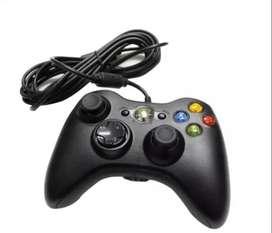 Control Tipo Xbox 360 PARA  Pc Compatible Alambrico (NO SIRVE PARA XBOX 360)