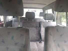 Volswagen Combi T4 Caravelle , 9 sillas, gasolero