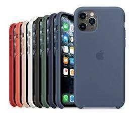 Silicona Case Soft Original Apple IPHONE 11 Iphone Pro  Pro Max Blister 0