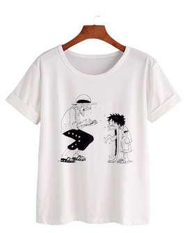 Camisetas sublimadas