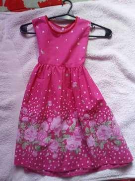 Vestido nena hasta 3 años