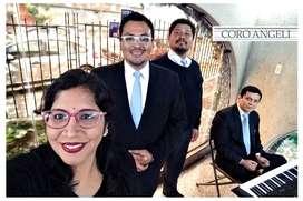 Coro para Misa de Difuntos en Lima, Musica Catolica