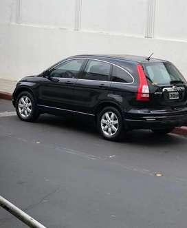 Vendo Honda CRV 4x4 automatica full asiento cuero techo corredizo cierre centralizado tope gama impecable