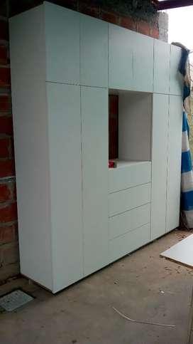 Repacion de muebles agregado y fábricacion por medidas