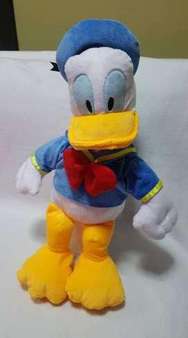Peluche Pato Donald 47 Cm Incluye Bolsa De Regalo