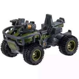 HALO UNSC GUNGOOSE - Hot Whells (Coleccionista)
