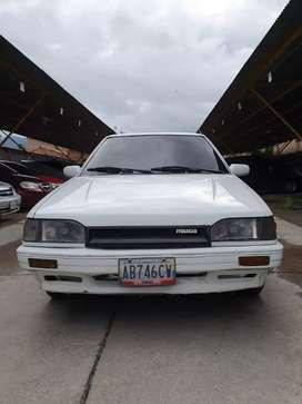 Se vende o permuta Mazda 323coupe mod. 97 venezolano