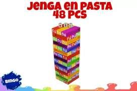JENGA X 48 PCS
