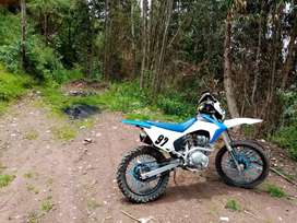 Vendo moto wanxin cross