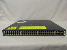 Switch Cisco L3 48 Gigabit Doble Fuente