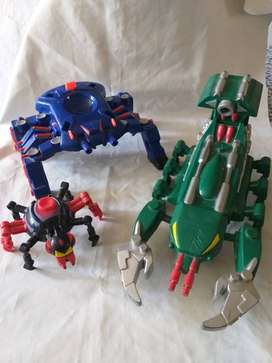 Spider Slayer Spiderman La Serie Animada Toy Biz 1994