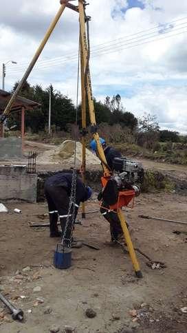 Estudios de suelos Tulcan - Carchi