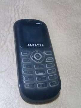 Cargador para celular Alcatel. Modelo: OT - 208A