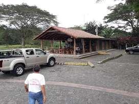 Venta de 790.78 hectáreas Finca Cacaotera, Teca, Paradero Turístico, Planta de lácteos, Rancho equino y bovino