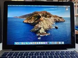 Vendo portatil macbook buen estado