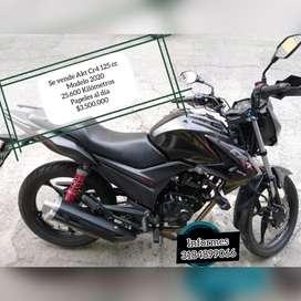 Motocicleta AKT CR4 125 cc