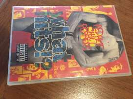 DVD RED HOT CHILI PEPPERS
