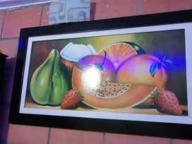 Hermoso cuadro para comedor