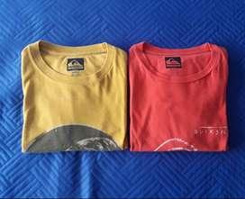 Camisetas Quiksilver Originales talla S