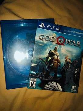 God of war video juego
