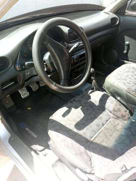 Hyundai Accent mod 97
