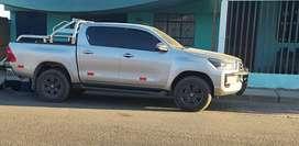 Toyota Hilux SRV, 4x4