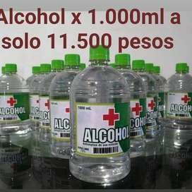 Venta de alcohol x mayor y al detal
