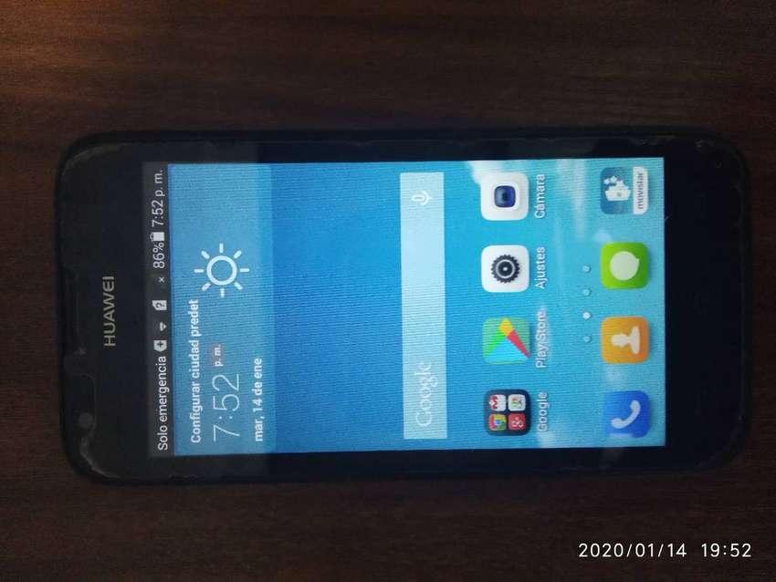 Celular Huawei Ascend Y550-L03 0