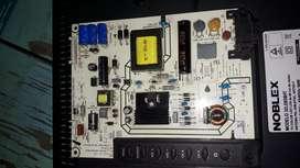 Placa fuente tv led noblex 32