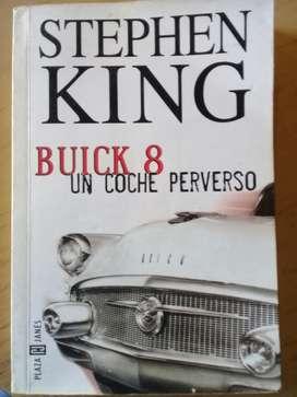 Stephen King Buick 8 Un Coche Perverso