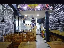 Se vende negocio de comidas ( Medellín- barrio Aranjuez)