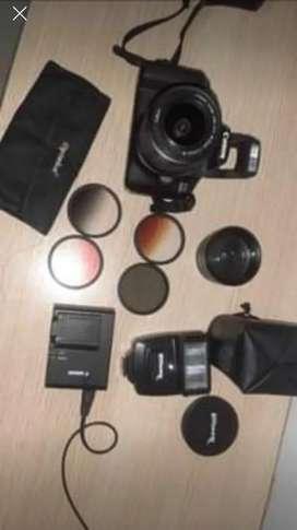 SE VENDE!!! Canon ROS 4000d