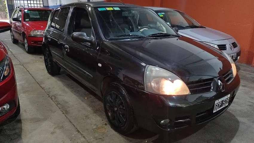 RENAULT CLIO NAFTA 5 PUERTAS FULL AL DIA TOMO PERMUTAS