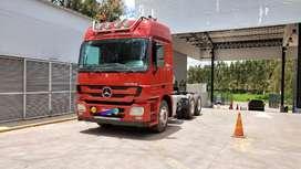 Mercedes benz actros 2641 2012