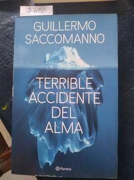 Terrible accidente del alma. Guillermo Saccomano