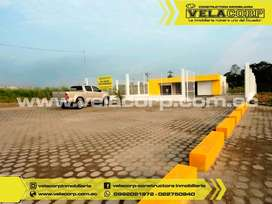 VENDO LOCAL COMERCIAL BY PASS CHONE - ESMERALDAS