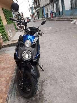 moto Yamaha Bws MOD 2018