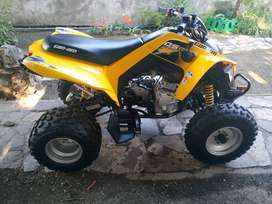 Can-am Ds 250 Cuatriciclo