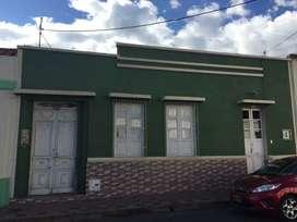 Venta de casa  lote centro Tunja