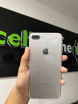Vendo iphone 7plus usado de 32gb perfectas condiciones