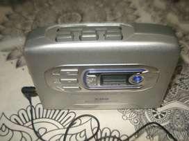 Walkman Panasonic Am Fm Digital Exc Sonido No Envio