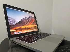 Macbook Pro 2011, 500 gb, core i5