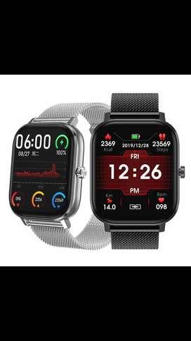 Nuevo!! Reloj Inteligente  Pulso Metalico Dt35 Llamadas Bluetooth